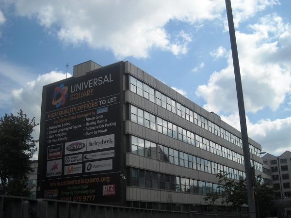 Universal Square, Manchester