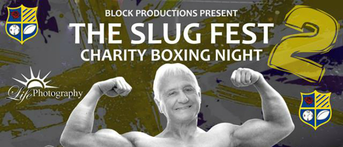 Charity Slug Fest Raises Funds for Local Charities